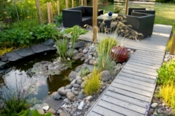 Garden landscaping garden surveys garden design new build